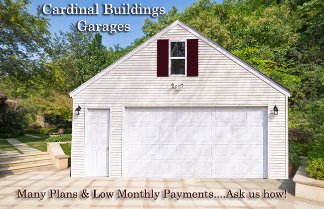 raleigh detached garages -