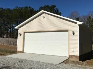 Raleigh garage builders custom garages detached garage for Garage builders raleigh nc
