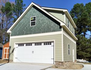 Detached Garage Builder Raleigh Clayton Cary Holly Springs
